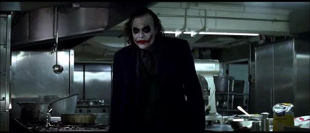 Joker Fiction memes - Video & GIFs | hybrids memes,hybrid memes,pulp fiction memes,joker memes,dark knight memes