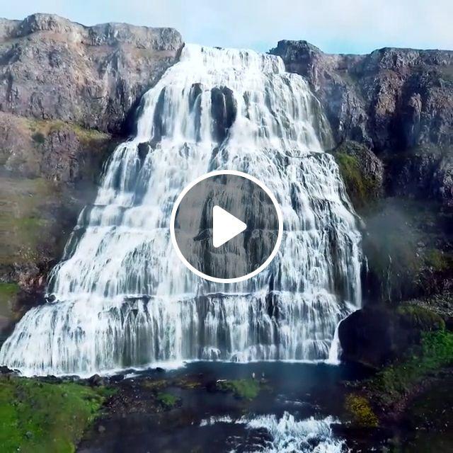 Impressive Nature, nature, impressive, beautiful, waterfall