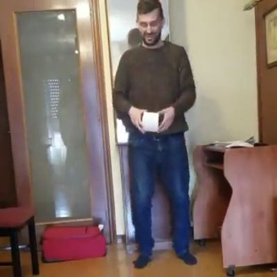 Toilet Paper Challenge - Funny fail - Funny Videos - funvizeo.com - challenge,toilet paper,funny,funny fails