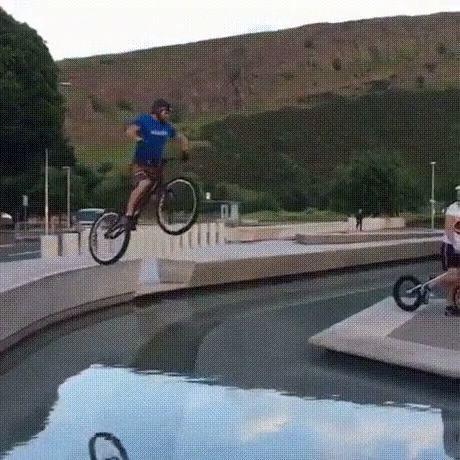 Unbelievable Jump