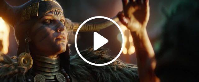 Heuling Meme - Video & GIFs | Hellblade 2 meme, assassin's creed valhalla meme, assassin's creed meme