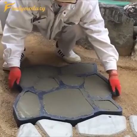 Cheap diy garden path ideas - Funny Videos - funvizeo.com - satisfying,funny,way