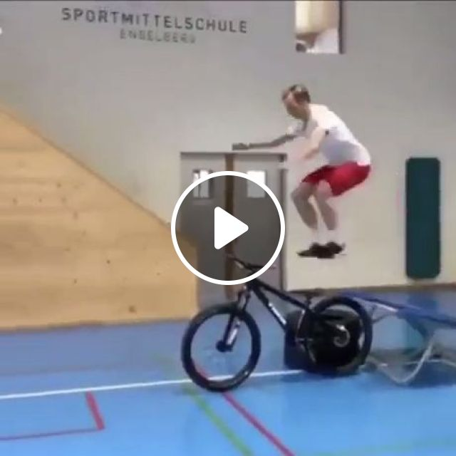 The Floor Is Lava World Champion - Video & GIFs | funny, balance, clever, awesome