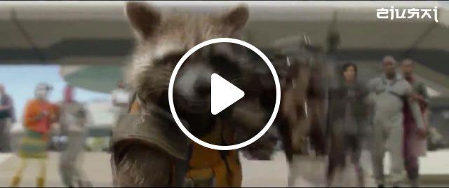 Space Raccoon Vs Space Hedgehog Meme - Video & GIFs | sonic meme, rocket meme, raccoon meme, miau meme, marvel meme, guardians of the galaxy meme, avengers meme