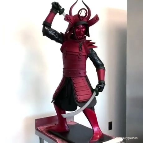Chocolate Samurai - Funny Videos - funvizeo.com - funny,awesome,chocolate,samurai
