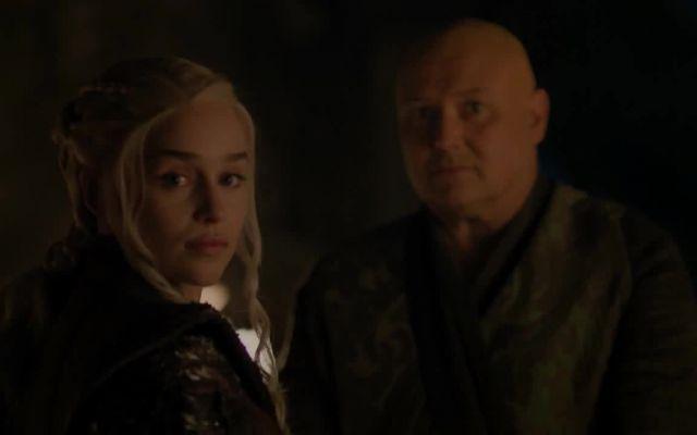 Game of Thrones weird party meme