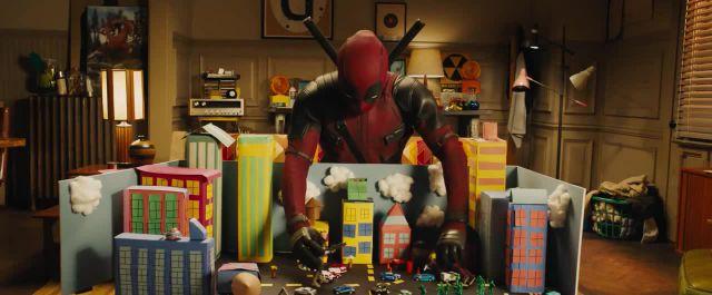 Deadpool is Bad Babysitter memes