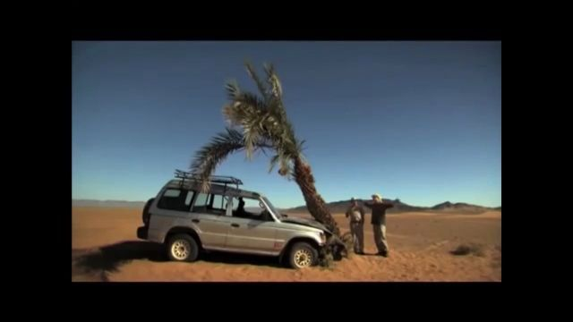 The Best Driver - Funny Videos - funvizeo.com - driver, funny, car, suv, desert