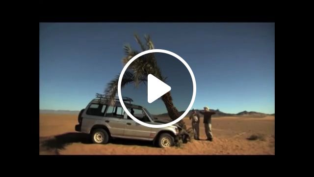 The Best Driver, driver, funny, car, suv, desert